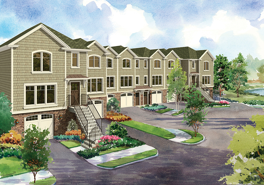 Lamberts Path Community Rendering